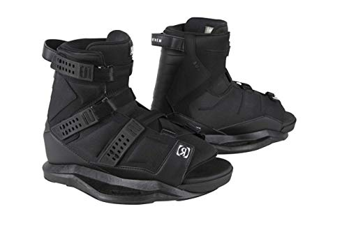 Ronix Anthem Wakeboard Boots - Black - 7.5-11.5