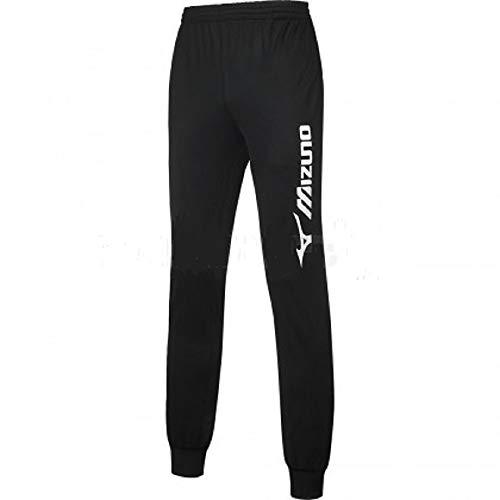 Pantalone Mizuno Team Track sport e tempo libero (L, Blu)