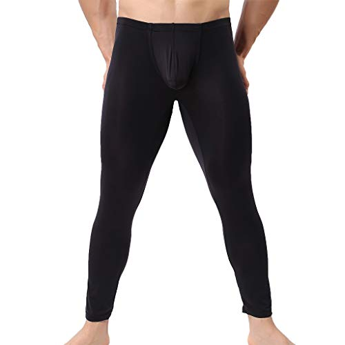 Legging Homme, Sport Pantalons et Compression Collant Cool Dry Fitness Musculation Respirant Base Layer pour Running Jogging Cyclisme Course