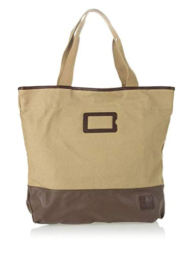 Fred Perry Cotton Shopper L2147 363 Herren Moda Tasche [UNICA IT]