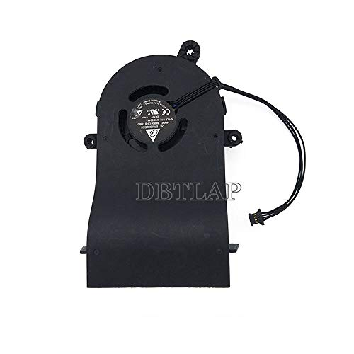 DBTLAP Ordenador portátil CPU Ventilador para Apple iMac A1312 27