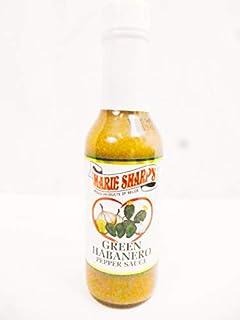 """Marie Sharp""""s Green Habanero Pepper Sauce , 148 ml"""