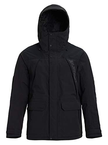 Burton Herren Snowboard Jacke Breach, True Black, M, 10180106001
