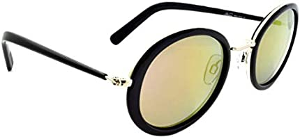 Retro Sunglasses For Women - Light Green, Rech202C3, Round Frame