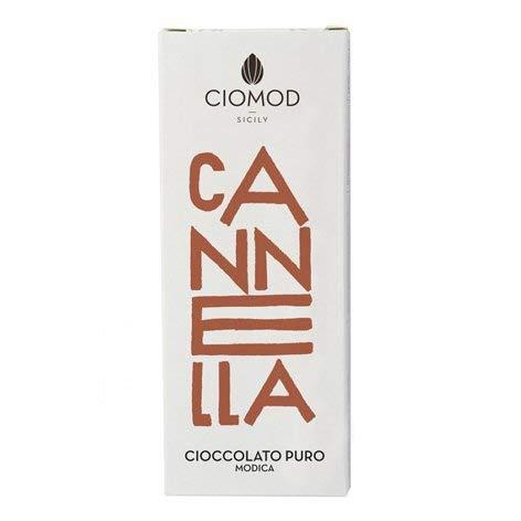 CioMod | Cioccolato di Modica alla Cannella | 100 gr.