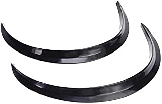 Auto-onderdelen 2 stuks Car Fender Flares Boog Wheel wenkbrauw Protector spatbord Sticker Extension Wide Arch Protector St...