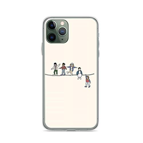 Phone Case Stranger Things The Acrobats and The Fleas Compatible with iPhone 6 6s 7 8 X XS XR 11 Pro Max SE 2020 Samsung Galaxy Scratch Anti