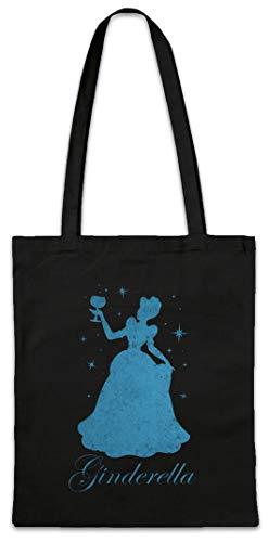 Urban Backwoods Ginderella Hipster Bag Beutel Stofftasche Einkaufstasche