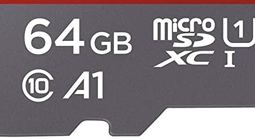 SanDisk Ultra microSD UHS-I Card 64GB, 120MB/s R