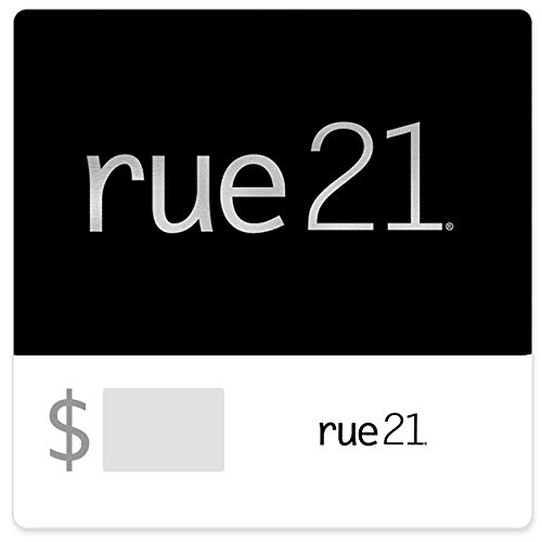 Rue 21 Gift Cards Configuration Asin - Email Delivery