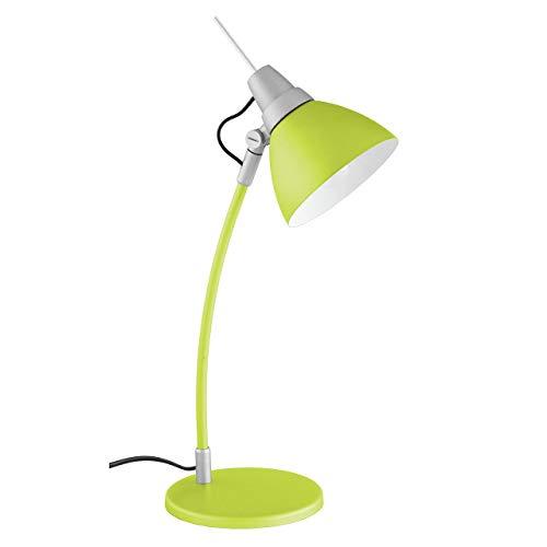 Brilliant AG 92604/04 Lampe de Bureau Métal/Plastique 40 W E14 Vert