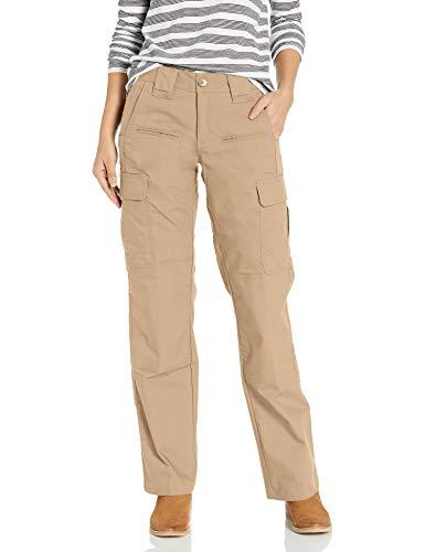 Propper Women's Kinetic Pant, Khaki, 6