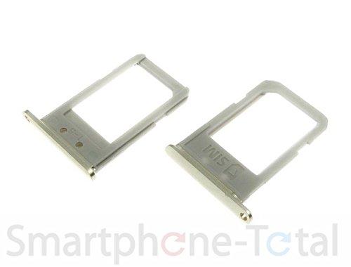 NG-Mobile simkaarten SIM kaarten Try houder slee slee slee voor Samsung Galaxy S6 Edge SM-G928F Gold