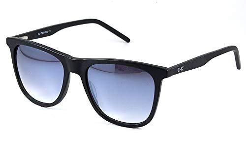 CHANCE -TOPPER gafas de sol unisex - Edición Limitada (Negra mate, Gris espejo)