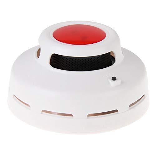 Veiligheid First Alert op batterijen werkende rookmelder met infrarood lichtkast, draagafstand: 200 m (open).