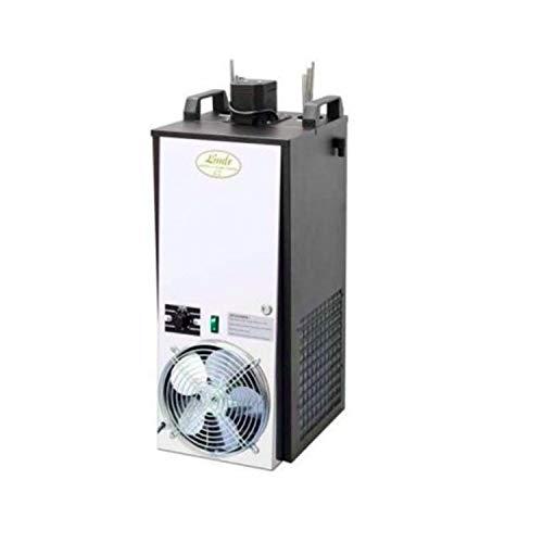 ich-zapfe Untertheken-Wasserkühlgerät, UTWK - CWP 200, 200 Liter/h, 4-leitig, Green Line