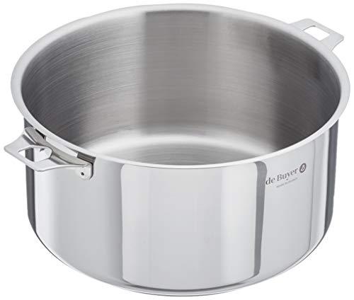 DE BUYER -3491.24 -casserole-faitout twisty ø 24cm