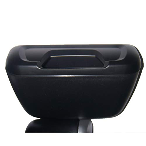 SWEEPID - Cubo de basura para coche, color negro