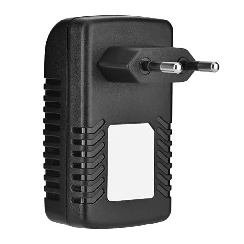 Adaptador Ethernet POE, Protección Contra Sobretensión Inyector POE Inyector POE Para Teléfono IP Para Dispositivos POE O No POE(Normativas europeas)
