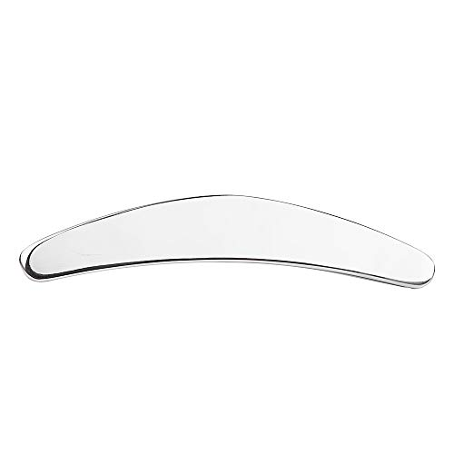 Medical Grade Stainless Steel Gua Sha Guasha Massage Soft Tissue Therapy Used for Back, Legs, Arms,Neck,Shoulder (A)