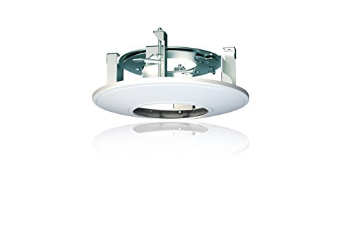 DS di 1227zj Hikvision, soffitto einbauh Proiettore per diverse telecamere a cupola in lega di alluminio con superficie trattata da montare