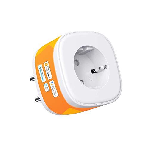 Refoss Presa Intelligente, WiFi Spina Smart Plug Compatibile con HomeKit, Alexa e GoogleHome,...