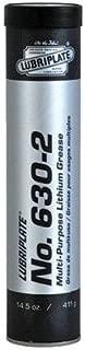 630 Series Multi-Purpose Grease - 630-2 lubriplate 14-1/2tube #0 [Set of 10]