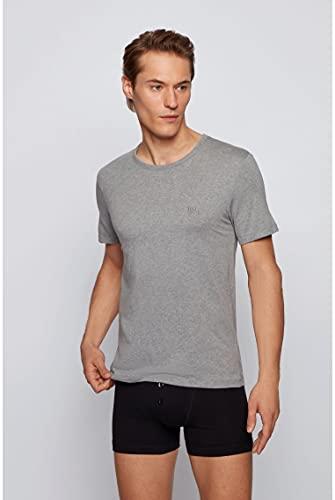 BOSS T-Shirt RN 3p Co Camiseta para Hombre, Multicolor (Assorted Pre-Pack 999), X-Large, pack de 3