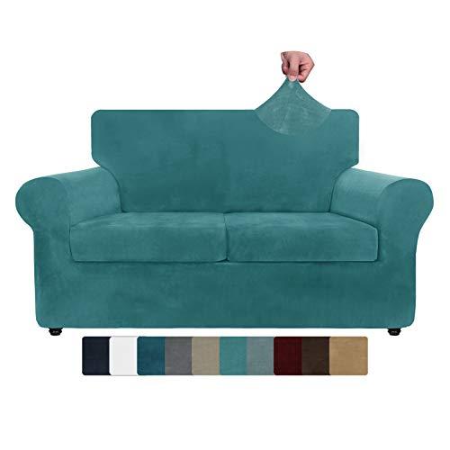 funda sofa 2 plazas de la marca SHAOYUE TEXTILE