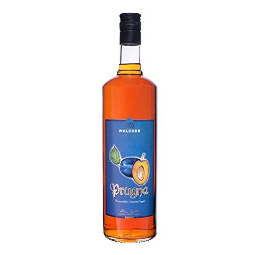 Walcher Liquore alla PRUGNA, (1x 1l) - specialità dell'Alto Adige, liquore dolce fruttato classico