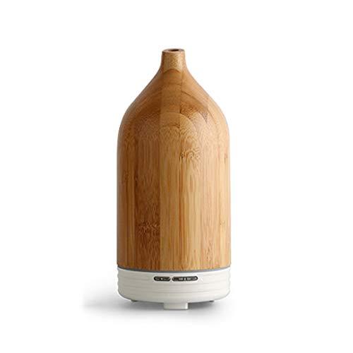 Diffuseur d'huiles essentielles, maison chambre aromathérapie poêle Bureau plug-in humidificateur humidificateur 300ml aromathérapie huile essentielle lampe à ultrasons brume aromathérapie four