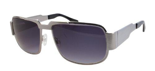 NAUTIC Elvis-Brille (silber) Original von NEOSTYLE