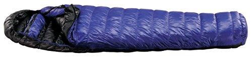 イスカ(ISUKA) 寝袋 エア450X ショート ロイヤルブルー [最低使用温度-6度]