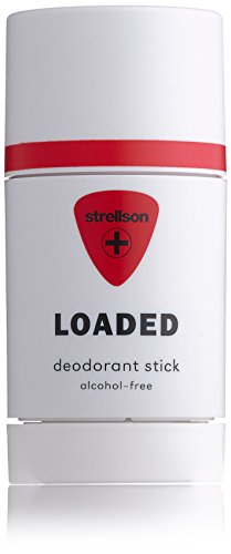 Strellson Loaded homme/men, Deodorant Stick 75 ml, 1er Pack (1 x 121 ml)
