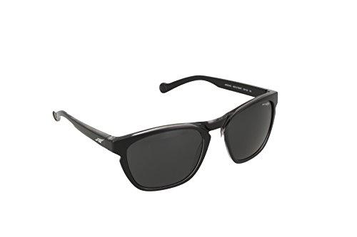 Arnette Groove gafas de sol, negro, 55 Unisex-Adulto