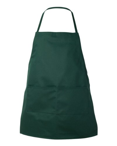 Liberty Bags Caroline Butcher Apron (Forest) (ALL)
