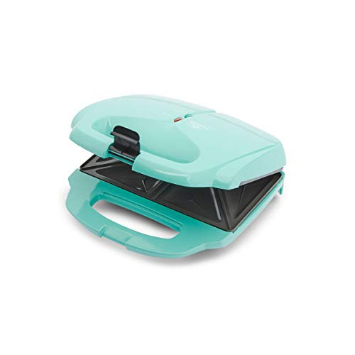 GreenLife CC003726-002 Sandwich Pro Healthy Ceramic Nonstick, Maker, Turquoise