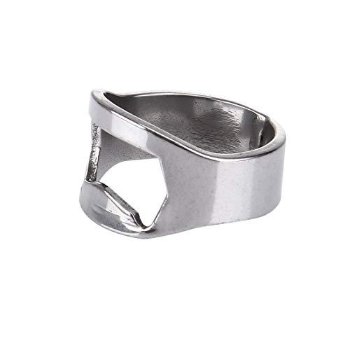 Wuqiang Ring-Art-Metallbierflasche & Dosenöffner, Innendurchmesser: 2,2 cm
