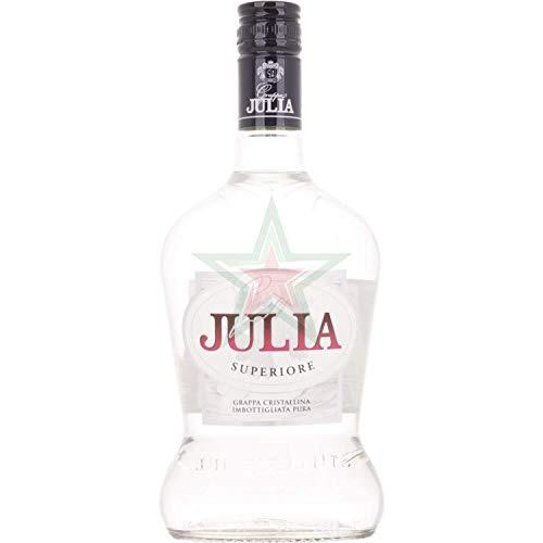 Grappa di Julia Superiore 38,00% 0,70 Liter