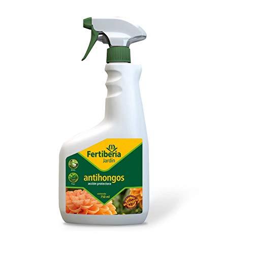 FERTIBERIA Fitosanitarios Ecológicos - AntiHongos Ecológico Fungicida Listo para Uso 750ml