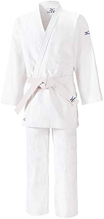 Mizuno Kodomo 2 with Belt Judo Judogi Blanco
