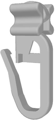 Gardineum - X-Gleiter für Vorhangschiene - a 100 Stück