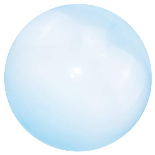 Amuzocity Bubble Ball Soft Amazing Tear-Resistant Interior Outdoor Wedding Party Juego para Niños - Azul L