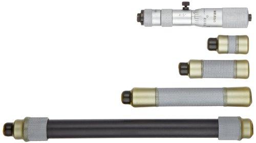 Mitutoyo 139-182 - Tubo de extensión interior micrómetro, rango de 4-84