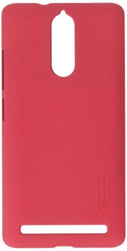 NILLKIN–Carcasa para Lenovo K5Note, Color Rojo
