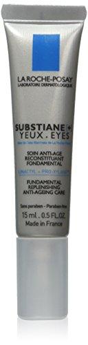 La Roche-Posay Substiane Augen Wiederaufbau-Augenpflege gegen Tränensäcke, 15 ml Creme