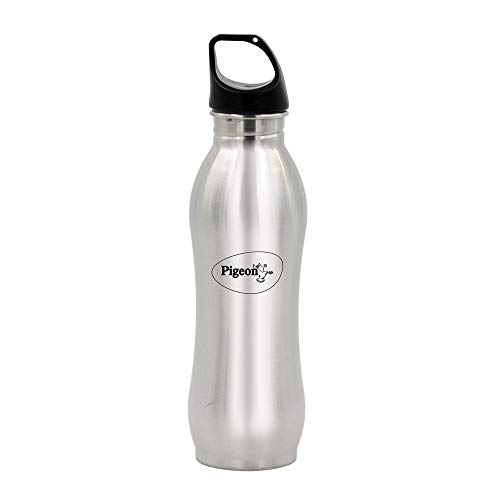 Pigeon Bling Stainless Steel 750 ml Water Bottle- plastic free water bottle for office and school