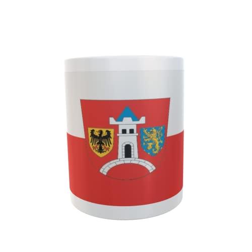 U24 Tasse Kaffeebecher Mug Cup Flagge Schwabach
