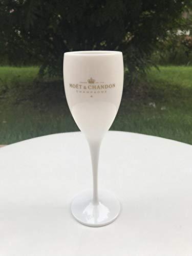 Latte Regalo Taza Mug Plástico Naranja Blanco Moet E Chandon Copa De Vino Ice Imperial Copa De Vino De Color, Amarillo Claro
