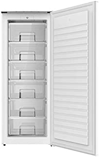 comprar comparacion Congelador Vertical PROXY, color blanco, 1,43 m de alto x 55,4 cm de ancho con clasificación energética A+